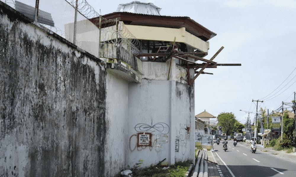 Kerobokan Prison in Denpasar.