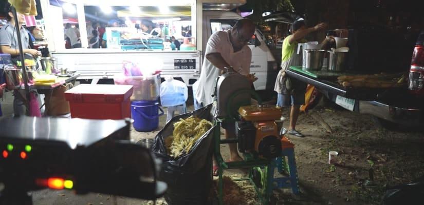 Malaysia Night Market Sound Effects
