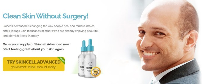 SkinCell Advanced Buy Now