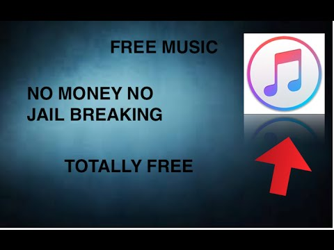 How to get free music on itunes no Jailbreack no money needed