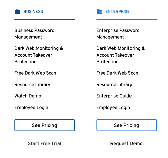 Start Keeper Security Free Trial