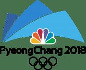 NBC PyeongChang 2018 Olympics logo