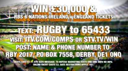 6 Nations Competition ITV