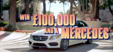 Lorraine Mercedes competition