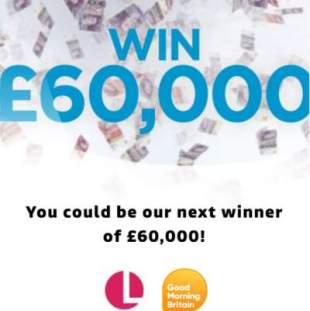 Lorraine £60,000 Competition