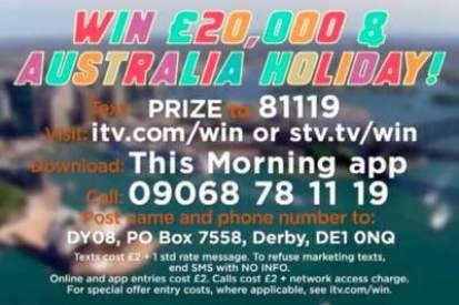 Loose Women Australia Prize