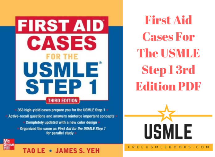 Download First Aid Cases For The USMLE Step 1 3rd Edition