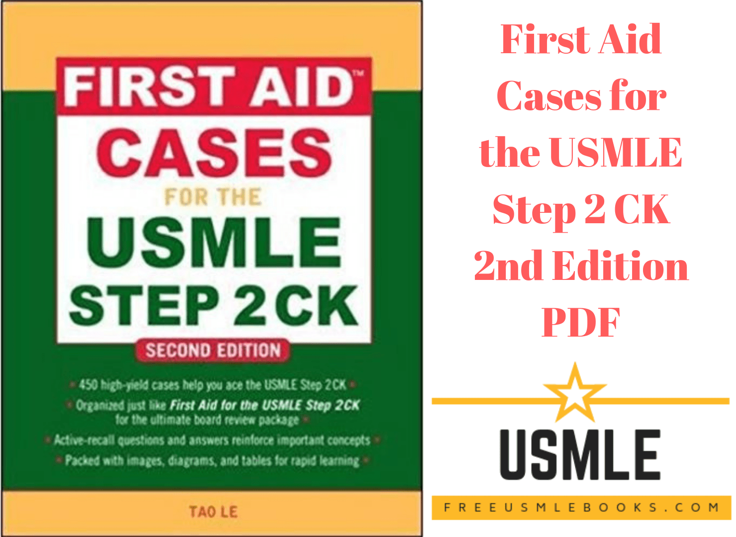first aid cases usmle step 2 ck pdf free download
