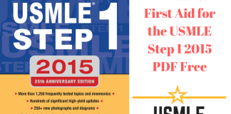 Download First Aid for the USMLE Step 1 2015 PDF Free