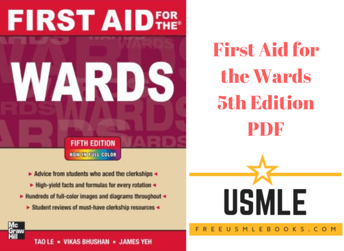 Download First Aid for the Wards 5th Edition PDF Free