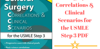 Download General Surgery Correlations & Clinical Scenarios for the USMLE Step 3 PDF Free
