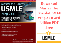Download Master The Boards USMLE Step 2 CK 3rd Edition PDF Free
