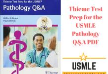 Download Thieme Test Prep for the USMLE Pathology Q&A PDF Free