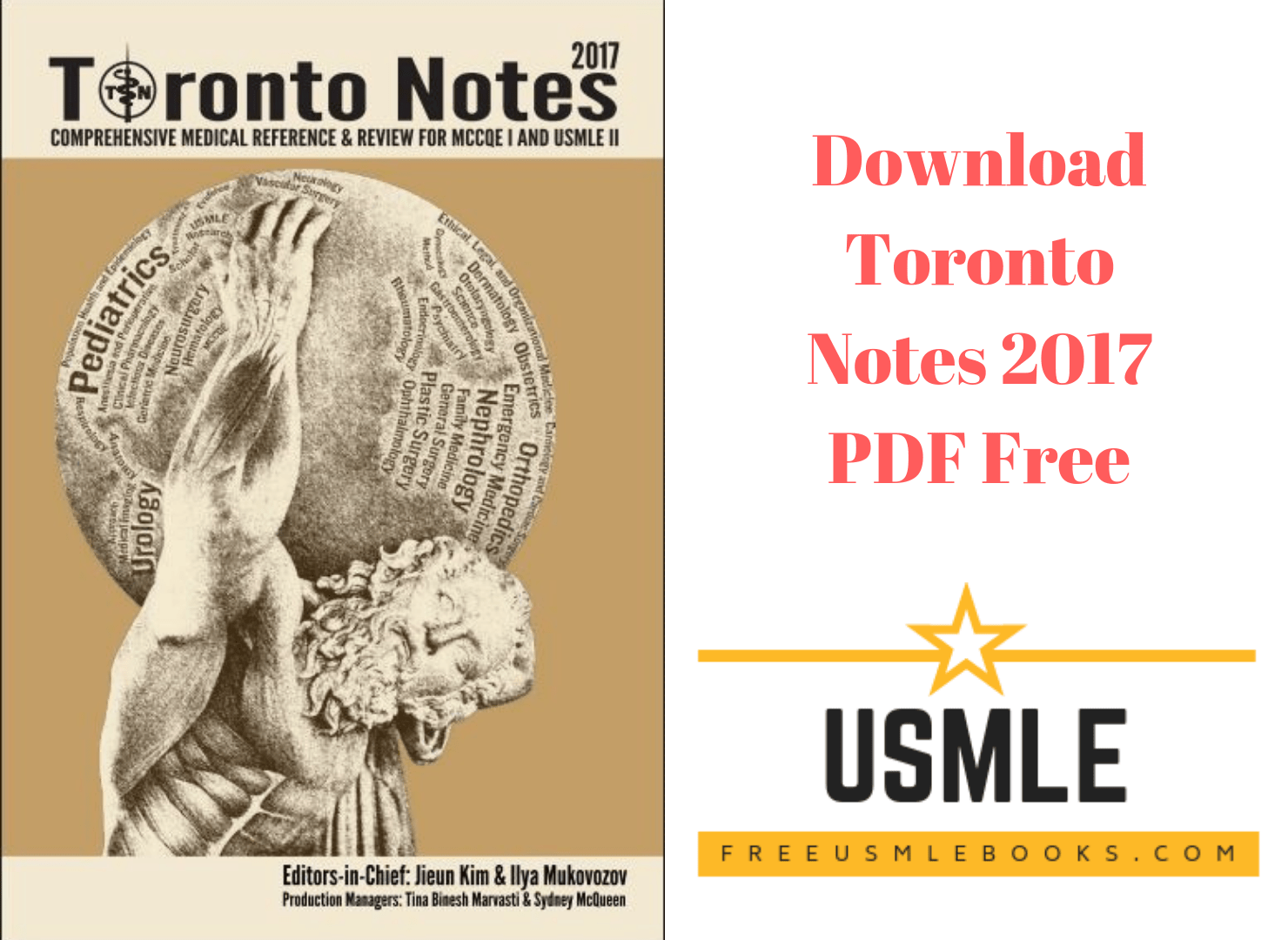 Download Toronto Notes 2017 PDF Free [Direct Link]