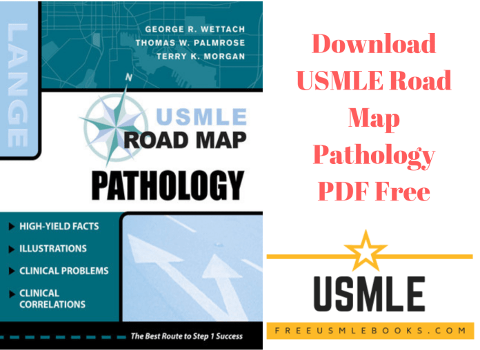 Download USMLE Road Map Pathology PDF Free