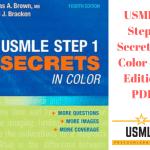 Download USMLE Step 1 Secrets In Color 4th Edition PDF Free