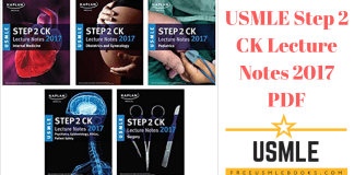 Download USMLE Step 2 CK Lecture Notes 2017 PDF Free