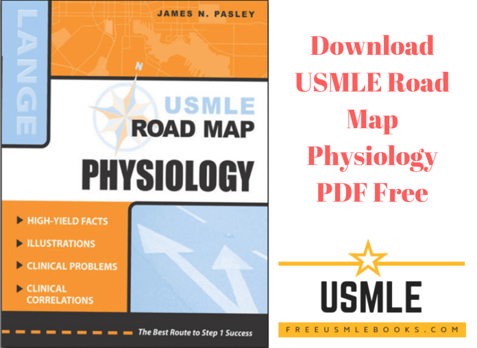 Download USMLE Road Map Physiology PDF Free