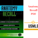 Download Anatomy Recall PDF Free