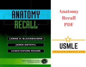 Download Anatomy Recall PDF Free