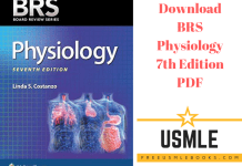 Download BRS Physiology 7th Edition PDF Free