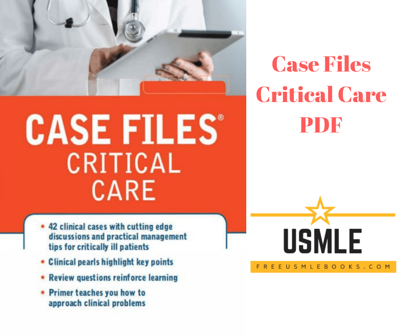 Download Case Files Critical Care PDF Free [Direct Link]