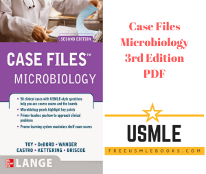 Download Case Files Microbiology 3rd Edition PDF Free