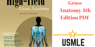 Download High-Yield Gross Anatomy 4th Edition PDF Free