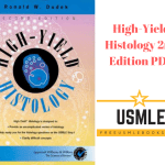 Download High-Yield Histology 2nd Edition PDF Free