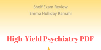 Download High-Yield Psychiatry PDF Free