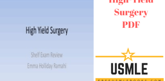 Download High-Yield Surgery PDF Free
