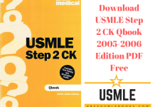 Download USMLE Step 2 CK Qbook 2005-2006 Edition PDF