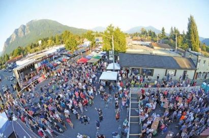 North Bend Block Party