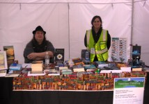 Authors, Jeffrey Cook and Rachel Barnard