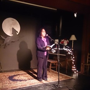 T Tommia Wright reading