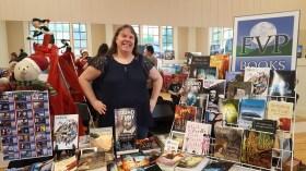 Author, Victoria Bastedo
