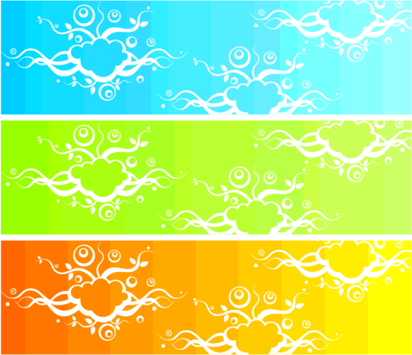 Gagasan Untuk Free Vector Background Banner Keren Erlie Decor