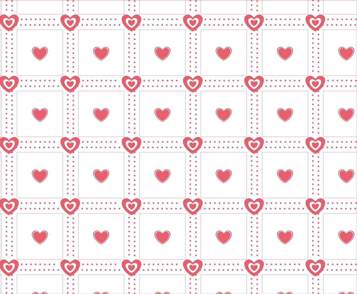 Free Vector Red Heart Love Background Vector Art