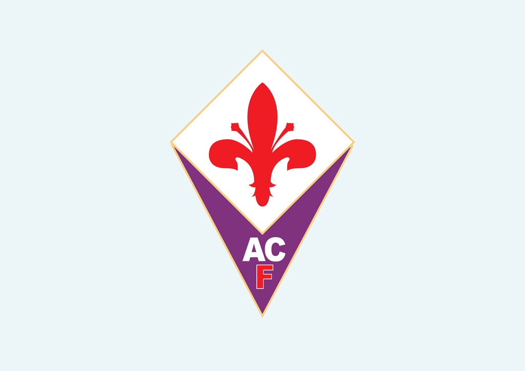 Acf Fiorentina Vector Art & Graphics