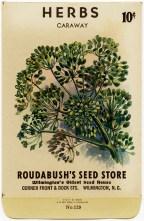 vintage garden herbs ad 01