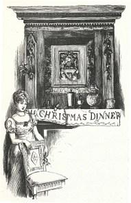 public domain christmas illustration vintage book a a milne