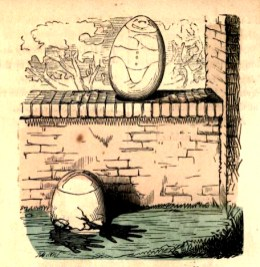 public domain humpty dumpty illustration vintage childrens books