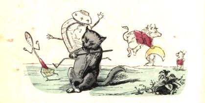 public domain mother goose illustration vintage childrens books