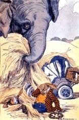 public domain vintage childrens book illustration little jack rabbit 1 david cory