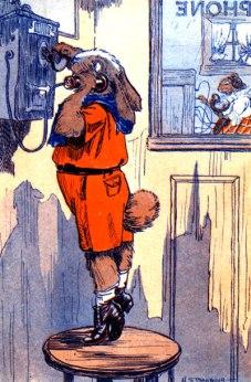 public domain vintage childrens book illustration little jack rabbit 2 david cory