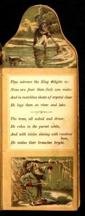 free vintage book illustration king winter image 09