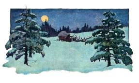 public domain image twas the night before christmas pic 11
