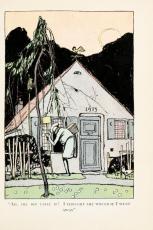 vintage public domain book illustration snow white and the 7 dwarves image 5