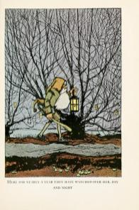 vintage public domain book illustration snow white and the 7 dwarves image 6