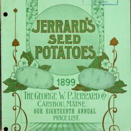 free vintage illustration of potato magazine